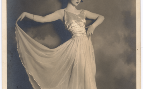 1923 Louise Brooks Dances at Miller Theatre | louisebrooks.com