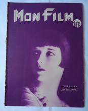 1929 Mon Film Louise Brooks Cover - 01
