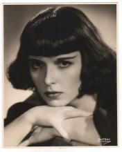 1939 Louise Brooks by Max Autrey - 01