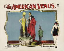 1926 The American Venus Louise Brooks Lobby Card