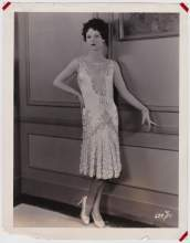 1927 Louise Brooks Evening Clothes Publicity Still 629 2/10