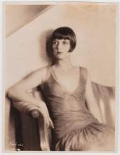 1929 Louise Brooks Fashion Publicity Still Fash-382