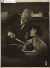 1929 Louise Brooks and Andrews Engelmann
