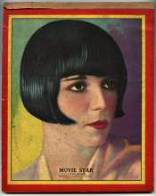 Louise Brooks Writing Tablet