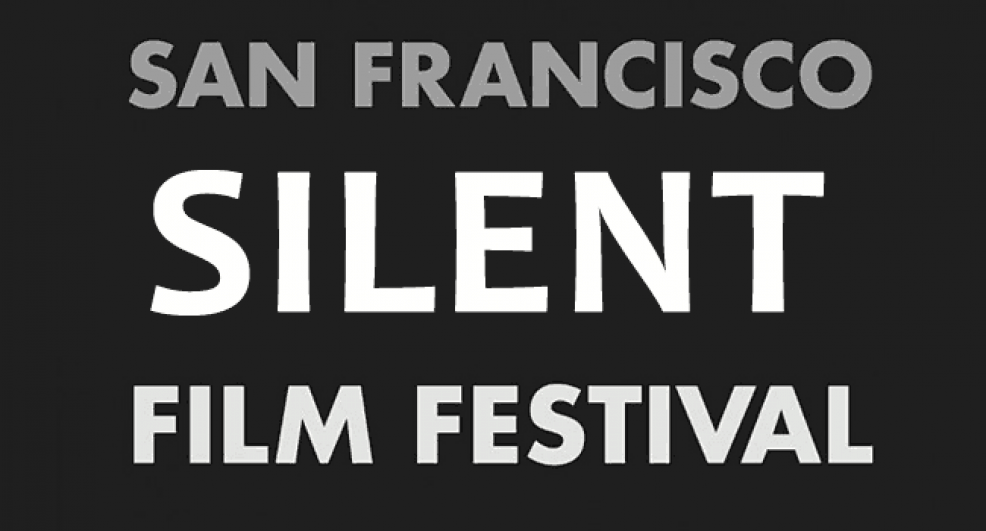 19th Annual San Francisco Silent Film Festival, May 29 - June 1, 2014