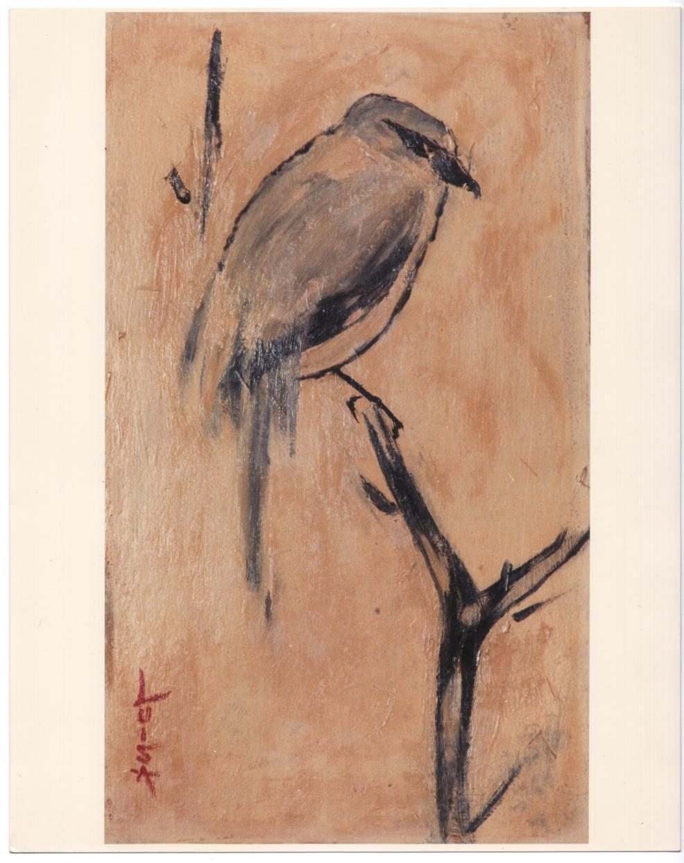 Winterbird by Louise Brooks