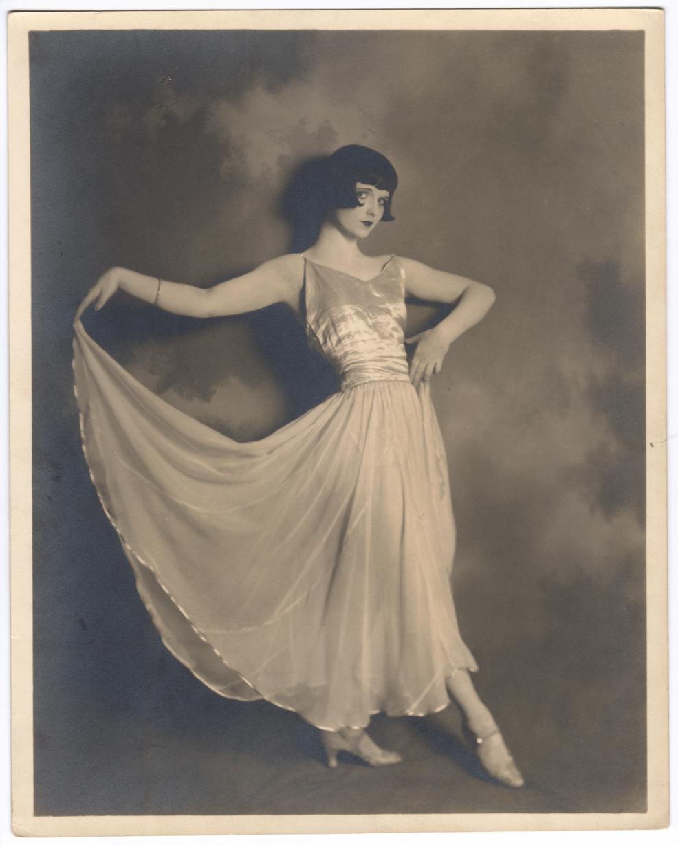 1923 Louise Brooks Dances at Miller Theatre