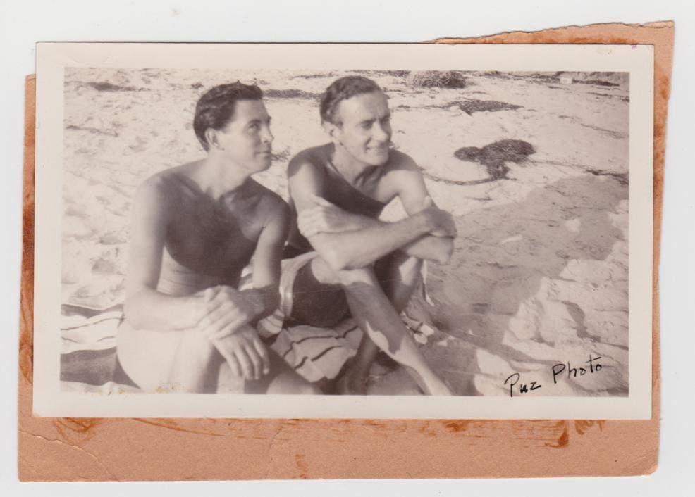 1938 Addison Randall and Clifton Webb