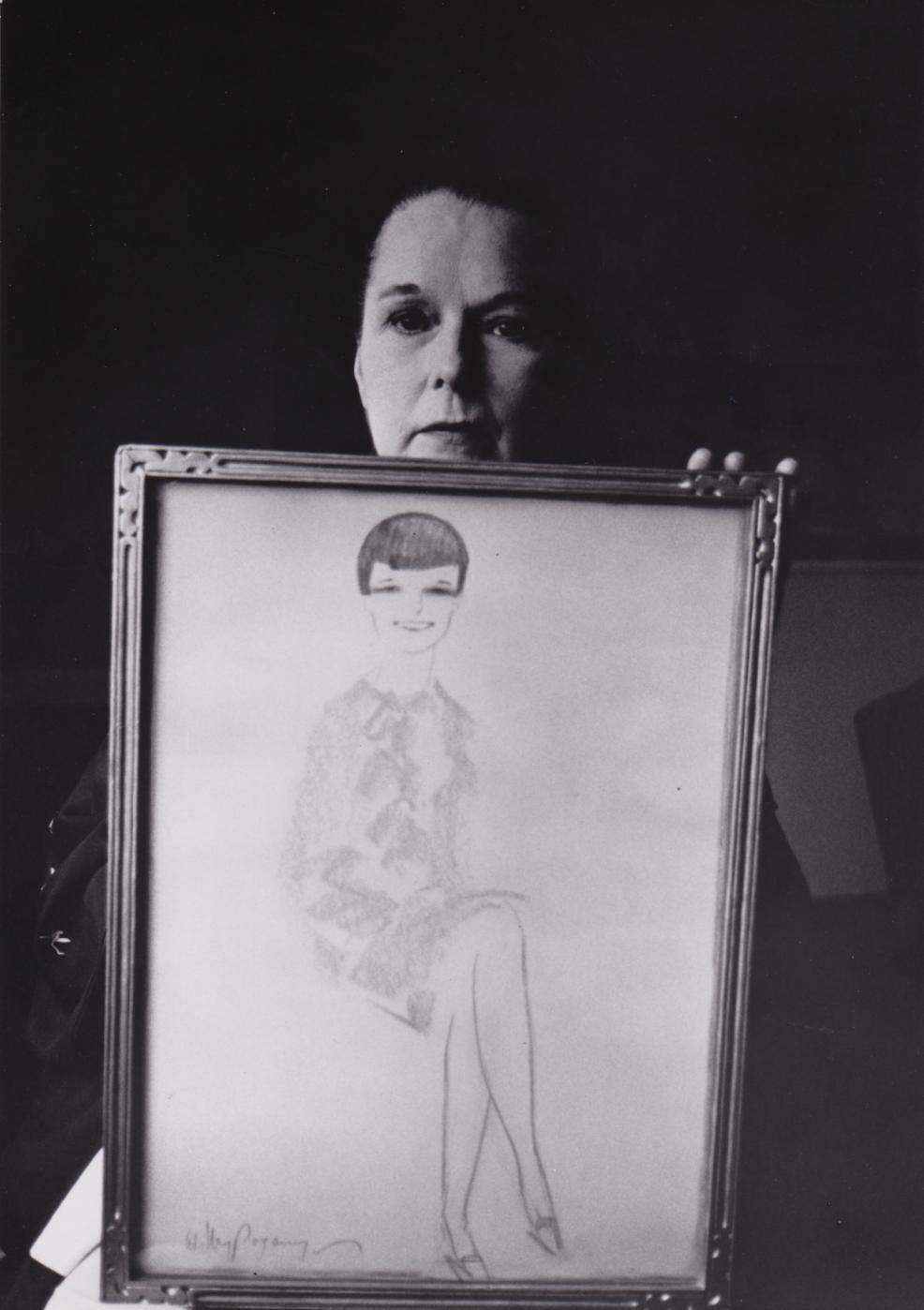 1965 Louise Brooks by Roddy McDowall 02