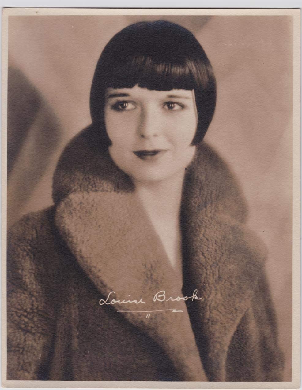 Louise Brooks Film Stars Portrait Co. Still